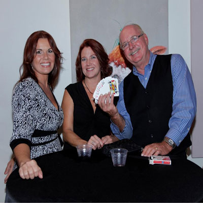 gene urban is the best magician in santa barbara