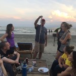 awsome 40th birthday party ideas beach party