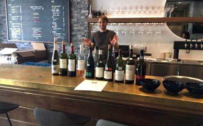 Magic at Satellite Wine Bar